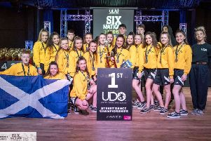 Milngavie-based street dancers prepare to take on the world at contest