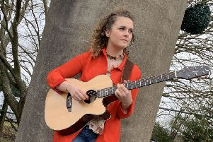Bishopbriggs' Katee has a few tales behind the tunes