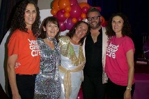 Bishopbriggs woman is set to strut catwalk for cancer care