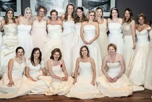 Bridal ball at Stepps to raise funds for pancreatic cancer research in memory of much loved dad