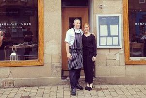 Bearsden restaurant retains its Michelin Bib Gourmand status