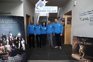 New Kirky cinema 