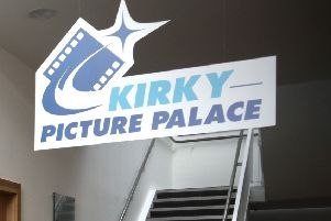 Date revealed for next screenings at Kirkintilloch's new cinema