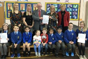 Meadowburn school at Bishopbriggs ends year on a high