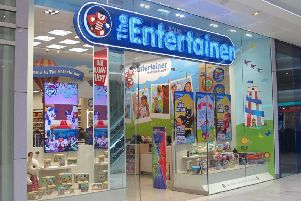The Big Toy Rehoming Campaign is taking place at all The Entertainer toy shops throughout January.
