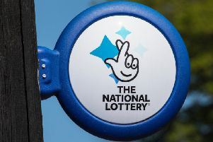 A winning lottery ticket worth 1million was purchased in South Lanarkshire (Photo: Shutterstock)