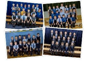 Gallery: Motherwell and Bellshill Primary 1 class photos 2018