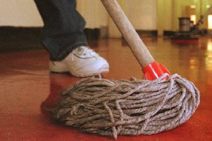 School janitors and cleaners under threat in North Lanarkshire budget