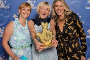 Entries are now open for the 25th Birthday National Lottery Awards