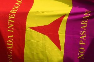 Flag will fly in honour of those who fought against fascism in Spain