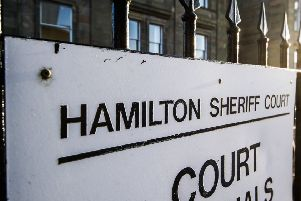 Jailed for attack on disabled Motherwell grandmother