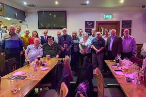 The Labour Party branch in Thorniewood pays tribute to David Saunders