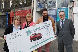 Win new car for £1 in grand hospice raffle