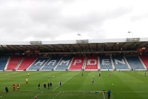 Hampden Park, venue for Scottish Amateur Cup final