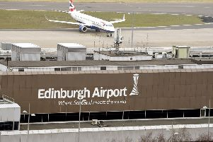 Edinburgh Airport taxi touts face £100 fines