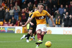 David Turnbull is staying at Motherwell for now