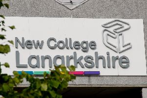 New man in charge at New College Lanarkshire