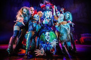 Circus of Horrors will return to Motherwell