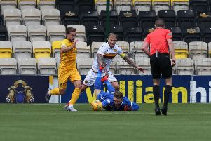 Mark Gillespie has made a number of fine saves for Motherwell this season (Pic by Ian McFadyen)