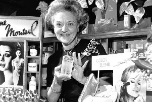 In 1964 the Jenners beauty counter defined sophistication