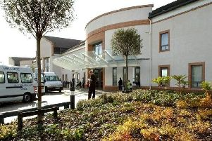 University Hospital Wishaw; improvements are underway say the NHS