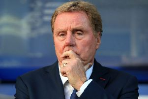 Harry Redknapp was unable to add to his squad during the transfer window's final day. Picture: PA