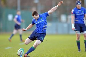 Chris Laidlaw scored vital points for Boroughmuir