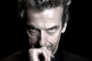 Doctor Who star Peter Capaldi. Picture: Getty Images