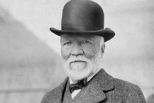 Andrew Carnegie. Picture: Comp