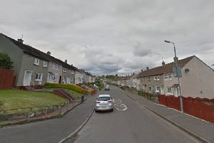 The attempted robbery took place at Cairnswell Avenue. Picture: Google