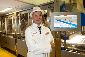 Clive Miquel, chief executive of Lees Foods. Picture: Contributed