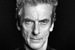 Peter Capaldi: Set to travel to second-century Caithness. Picture: Getty Images