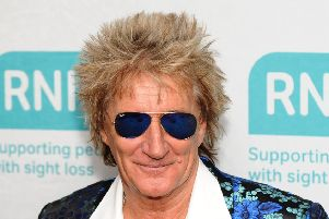 Rod Stewart: Shrewd with cash. Picture: Getty Images