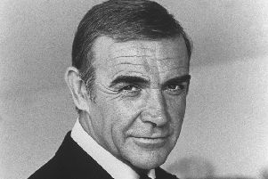 Sean Connery as James Bond. Picture: Getty Images/AFP