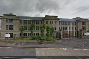 Coatbridge College. Picture: Google