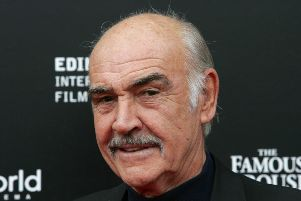 Scottish accents such as Sir Sean Connery's aren't any more persuasive than English ones for ads, research has said. Picture: Toby Williams