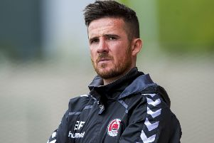Barry Ferguson: High Tempo. Picture: SNS