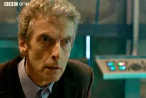 Peter Capaldi might be leaving Doctor Who with showrunner Steven Moffat