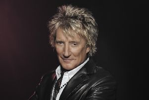 Rod Stewart will play the SSE Hydro in December