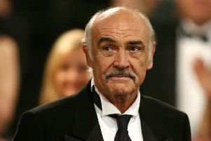Sir Sean Connery in 2006. Picture: Getty Images