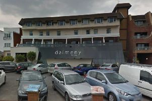 The Dalmeny Hotel in Lytham St Annes had no lifeguards employed when Jane Bell downed