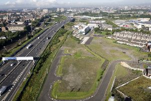The site for Rutherglen Links Business Park. Picture: Contributed