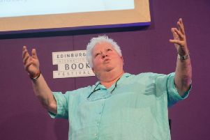 Val McDermid, for whom the books 'just keep coming', will speak at the Book Festival tonight.