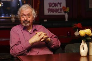 Free Fringe founder Peter Buckley Hill has a wonderful way with words. Picture: Contributed