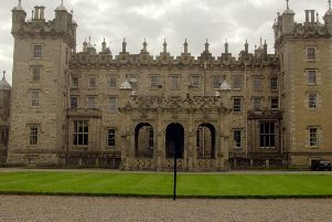 Floors Castle, Kelso, is one of the attractions featured in the new film to attract tourists to the Scottish Borders