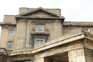 Leith Theatre was opened in 1932 and was a regular venue for the Edinburgh International Festival until the early 1980s. Picture: Colin Hattersley