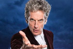Peter Capaldi is stepping down as the Doctor