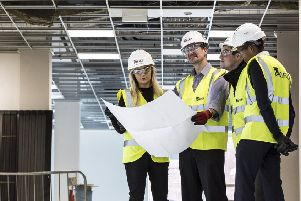 Kier said the deals will provide about 50 job opportunities for suppliers across North Lanarkshire. Picture: Contributed