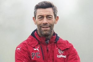 Rangers manager Pedro Caixinha says his club are the best in the world. Picture: SNS