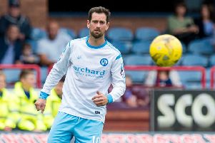 Forfar's Gavin Swankie netted a double. Picture: Ross Parker/SNS